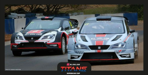 Support class in 2020: ALL-INKL.COM TitansRX Supercar Cup