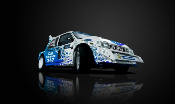 Chris Ingram gets MG Metro 6R4 for new ERC Legends series