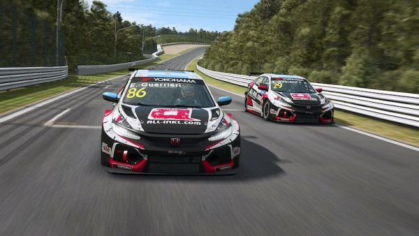 Guerrieri will be serious and focused in Esports WTCR
