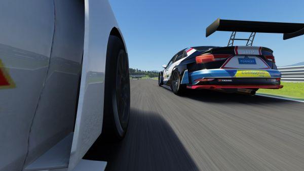 TCR Europe SIM Race 2 - Au départ, Langeveld prend l'avantage  - Foot 2020