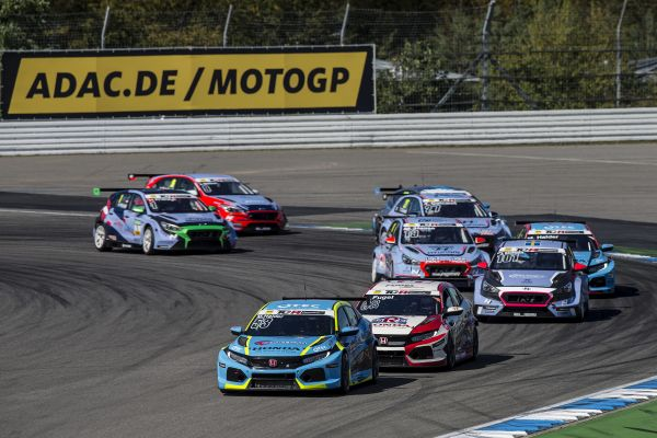 ADAC TCR Germany starts the 2020 season at the Lausitzring