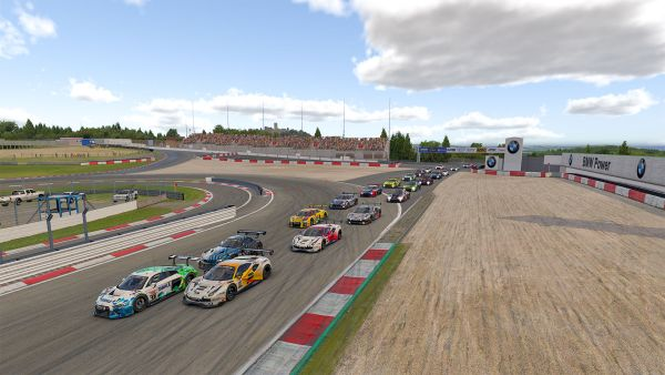 Entry List for race 2 - Digital Nürburgring Endurance Series powered by VCO