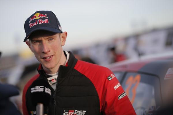 Elfyn Evans takes Sweden Rally victory