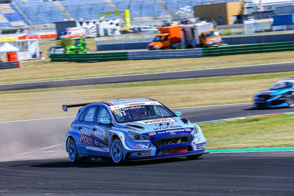 Lausitzring ADAC TCR Germany race 1 result - Nico Gruber takes victory