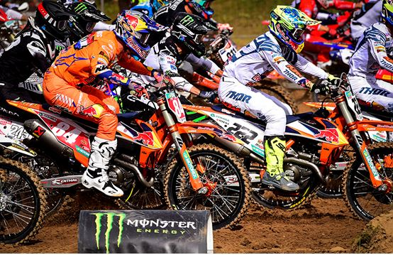 Third times the charm in Latvia with the MXGP of Kegums - live on MXGP-TV.com