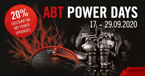 Numerous exciting new models at ABT Power Days