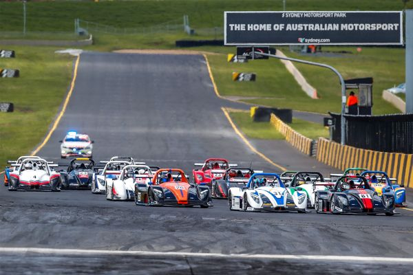 Sydney Motorsport Park to host Radical Australia Cup return