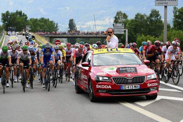 SKODA AUTO Official Main Partner of the Tour de France for 17th time