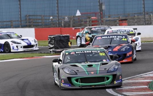 Jamie Falvey switches to Century for remainder of 2020 Ginetta Supercup