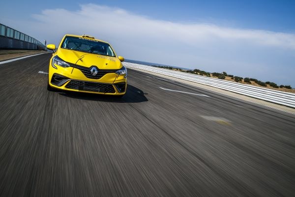 Clio Cup France Nogaro timetable and entry list