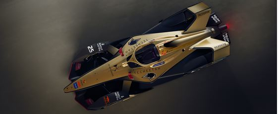 DS TECHEETAH announces business partnership and agency relationship with Rakuten Sports