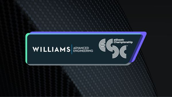 eSkootr Championship™ announces pioneering technical partnership supply deal with Williams Advanced Engineering