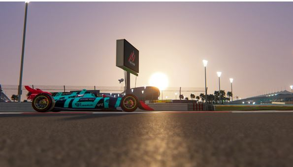 Abu Dhabi Motorsport Management partner with Veloce Esports to launch YAS HEAT ESPORTS team