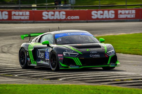 IMPC Road America  - Team CarBahn remaining at the top of the standings