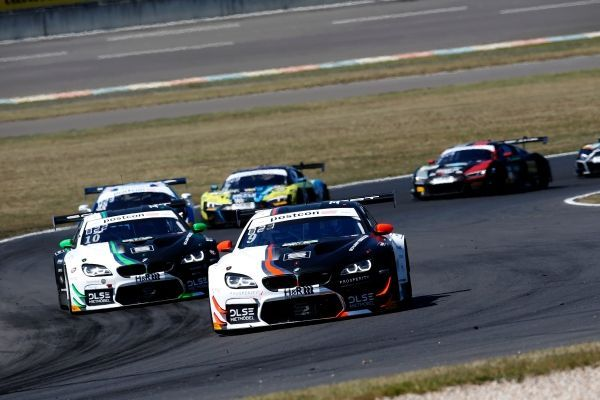 ADAC GT Masters: Season-opener features three BMW M6 GT3s at the Lausitzring