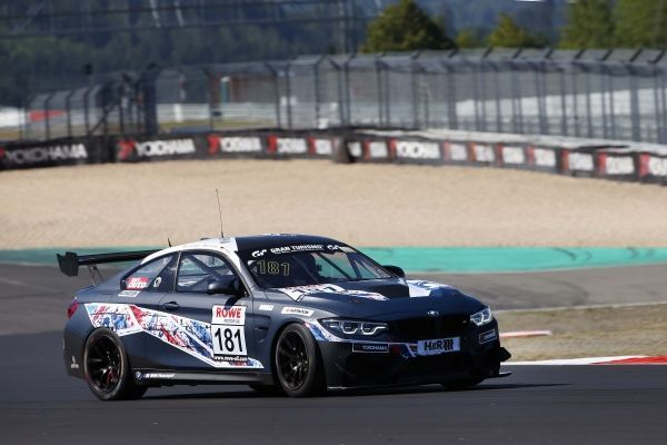 BMW Junior Team: Successful debut in the BMW M4 GT4