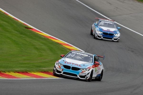 DTM Trophy: BMW M4 GT4 wins both races at season-opener at Spa-Francorchamps