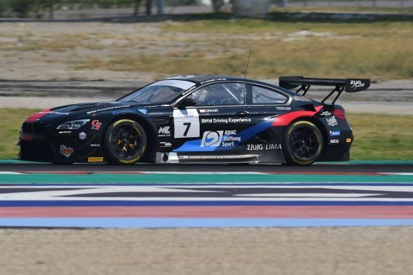 Italian GT Championship: GT4 victory and GT3 podium for BMW Team Italia
