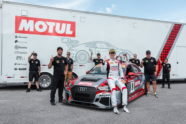 A victorious start in Canada for Audi