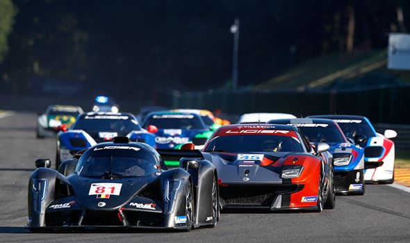 SPA Ligier European Series - Victories for Milo Racing and Artic Energy