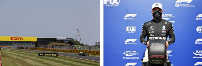 Pirelli F1 70th Anniversary GP Silverstone qualifying review - possible race strategies