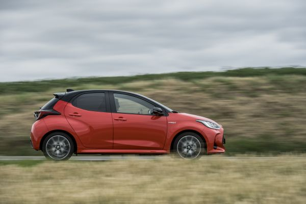 The all-new Toyota Yaris - Driving dynamics