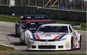 Dramatic Race at Road America Sees Skeen Score Third TA2® Powered by AEM