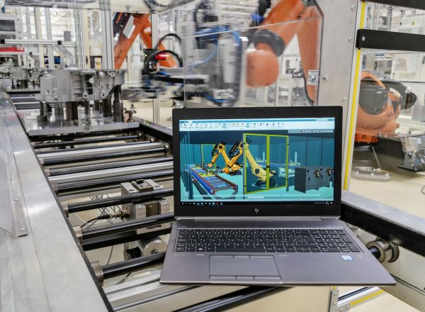 Industry 4.0: SKODA AUTO Vrchlabi plant has made use of 'Digital twin'