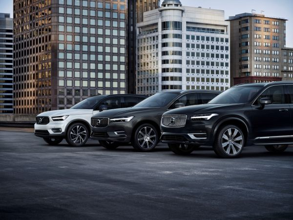 Volvo Cars reports 14.2 per cent global sales growth in July