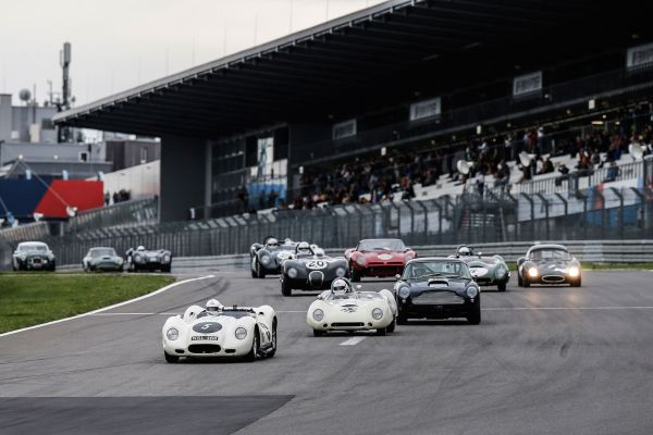 48th AvD Oldtimer Grand Prix Nürburgring will take place