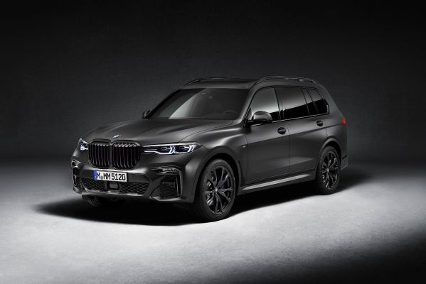BMW X7 Dark Shadow Edition-внушительное присутствие, эксклюзивная харизма