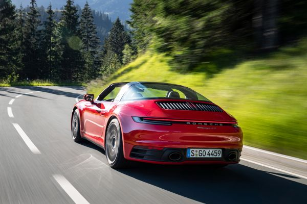 Porsche set to invest 15 billion euros in the future of mobility over the next five years