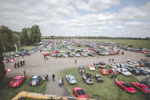 A new Classic Car Show for a new era, coming to Bicester Heritage