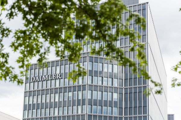 Daimler reports second-quarter 2020 results