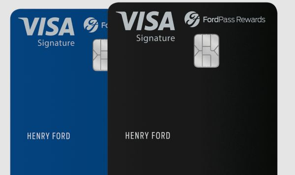 New FordPass™ Rewards Visa® Card is the Ultimate Card for Auto−Lovers