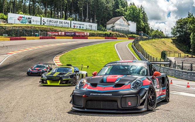 New on-track opportunities announced as GT2 project gathers speed