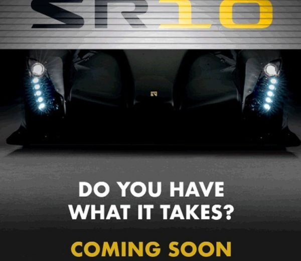 The new Radical SR10 - next level