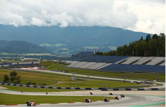 Red Bull MotoGP Rookies Cup - All ready after all weather test