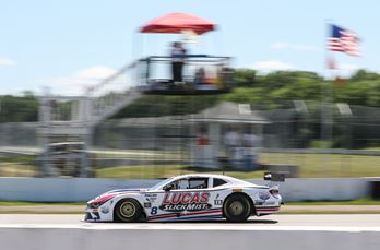 Tom Drissi Returns to Brainerd to Take Trans Am Top Step
