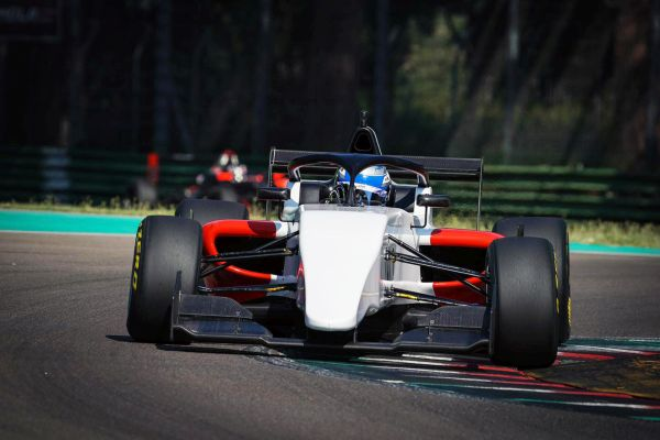 Formula Regional testing, Matteo Nannini set the second time at Imola