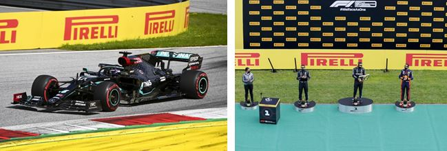 Pirelli F1 Styrian Grand-Prix race review - how each tyre performed