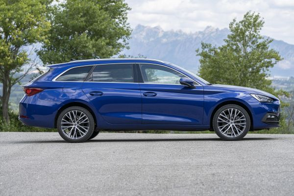 Family car: from the SEAT 1430 Estate to the all-new Leon Sportstourer