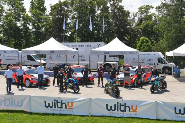 Hyundai Motorsport supports WRC and MotoGP cross-over event in Italy