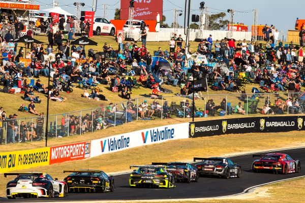 Australian GT revised calendar 2020 at a glance
