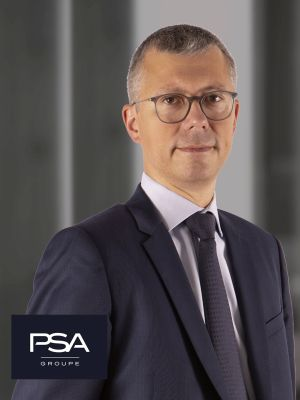 Cyrille Moreau appointed Groupe PSA director B to B
