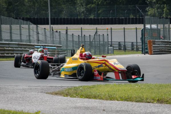 Confident start of the season by Sandro Zeller at Salzburgring