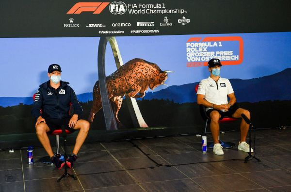 Quotes from the F1 press conference at Spielberg, Austria