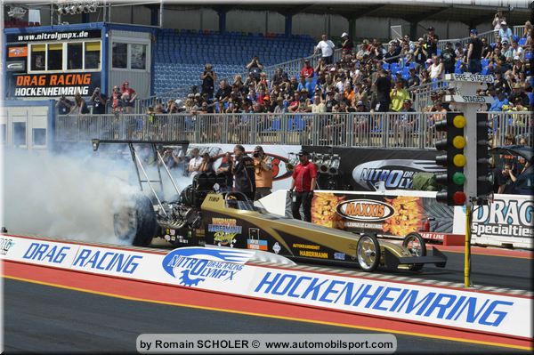 FIA European Drag Racing Championship Season Cancelled