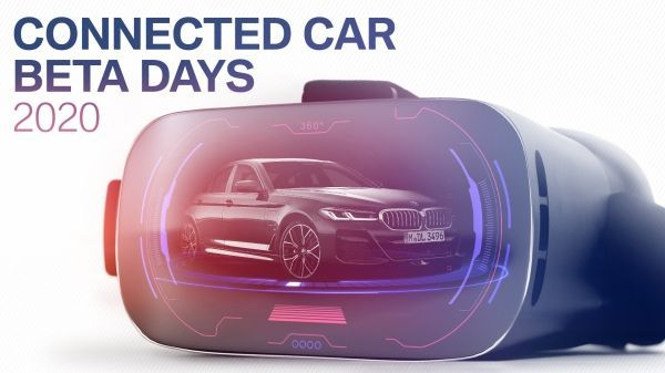 BMW Connected Car Beta Days 2020: July will bring a comprehensive software upgrade with numerous new services.