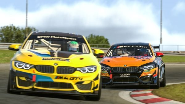 Successful maiden BMW Motorsport SIM Racing Track Day